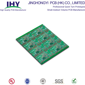 4 Layer Multilayer FR4 Electronic PCB Board