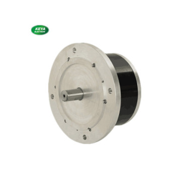 high torque 24V 2kW BLDC motor with brake