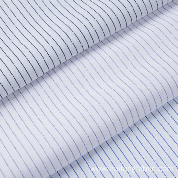 Strip Bamboo fabric Gentleman Business Fabric Anti-wrinkle