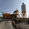 30 Portable Concrete Mixing Plant