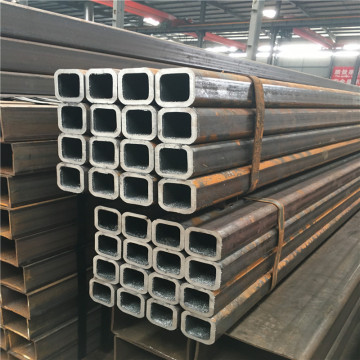 hollow square steel tube/welded square steel pipe