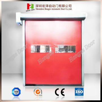Energy saving Self Repair Flexible PVC Curtain Door