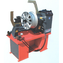 Aluminum Hub Straightening Machines