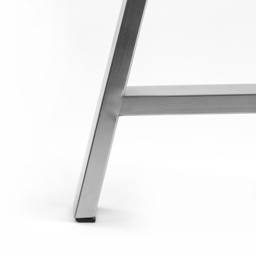Garden/Park Bench Legs by stainless steel