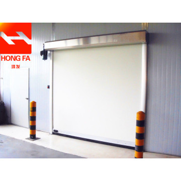 Auto-recovery High Speed Roller Shutter Door