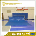 Blue Basketball Field Tarp Basketball Field Cover