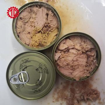 Canned Tuna Chunk Light In Brine 170g