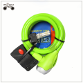 Mountain bicycle lock motorcycle lock color cable bike lock