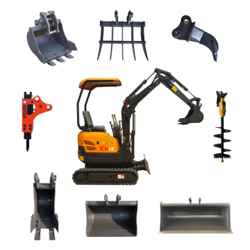 New hot sale mini excavator 1.5t
