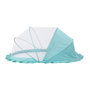 Baby's Mosquito Net Folding Yurt Bottomless