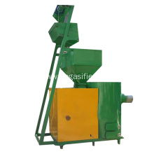 Smokeless and High Efifciency Wood Chip Burner