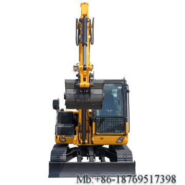 7 ton crawler excavator for sale XN80-E excavators