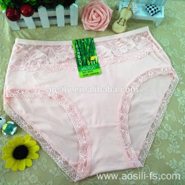 AS-407B adult sexy women knickers wholesale qmilch fabrics panties