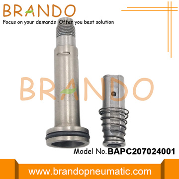 Stainless Steel Shell Solenoid Plunger Assembly