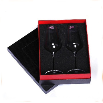 2PCs Fashion Creative Red Wine Glass Towel Pumping