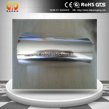Brush Wire Drawing Film Metallized PET film