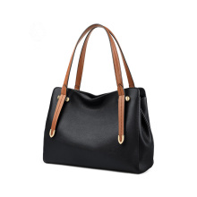 Ladies Handbags Tote with PU Leather Handles