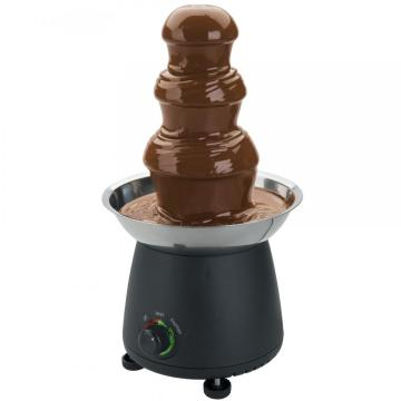 hot sale home use entertainment chocolate fountain