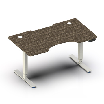 Dual Motor Standing Desk With Table Tops