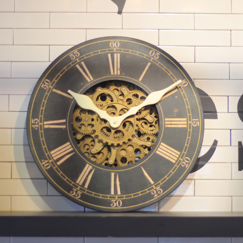 commercial outdoor clocks