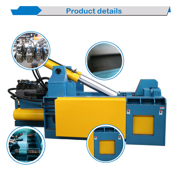 scrap aluminum foil baler machine for sale