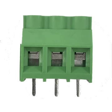 PCB screw 3way for power distribution terminal block
