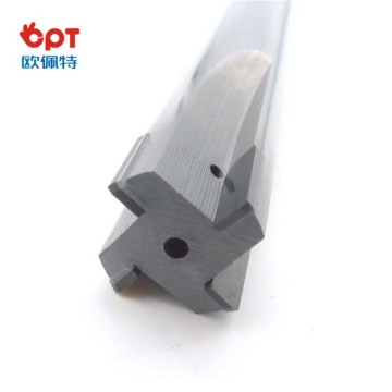 PCD CNC end mill cutter broach crib