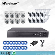 H.265 16chs 2.0MP Security Surveillance Poe NVR Systems