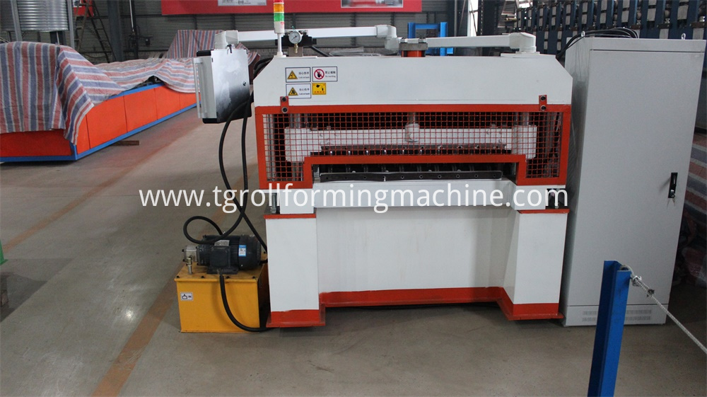Galvanized Rib Lath Mesh Machine