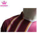 Pink sublimated soccer top
