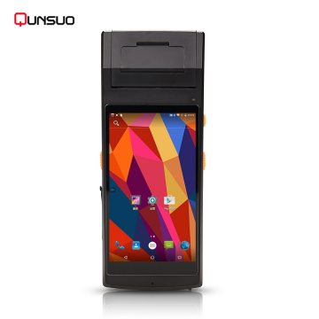 Qunsuo PDA-5501 Handheld Android POS PDA with printer