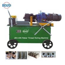 JBG-40KI Electrical Rebar Threading machine for Construction