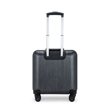 Business office travel trolley luggage aluminium frame