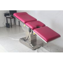 Electrical Stainless Steel Gynecology Table for Hospital