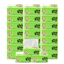 Wholesale Low Cost Home 4ply Facial Tissue Paper
