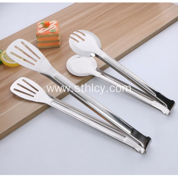Stainless Steel Utility Tong for Serving and Cooking