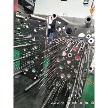 Mould Component From Injection Mould Part
