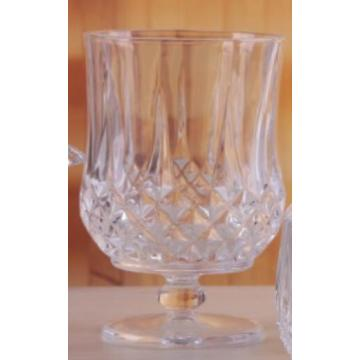 Seamless Cocktail Mixing Glass And Goblet
