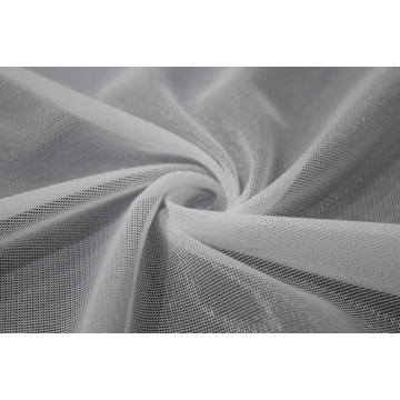 100%Nylon White Mesh Dyeing Fabric