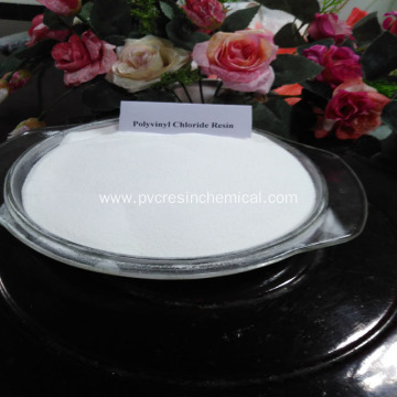 Polyvinyl Chloride Resin for Pvc Plastic Cards