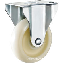 2.5inch Fix Round PP Without Cover Casters