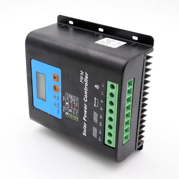 Factory Price 40-150 Amp PWM Solar Charge Controller
