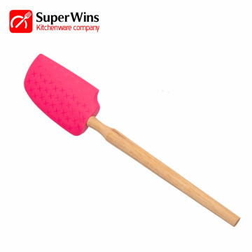 Kitchen Essential Heat-Resistant Nonstick Silicone Spatula