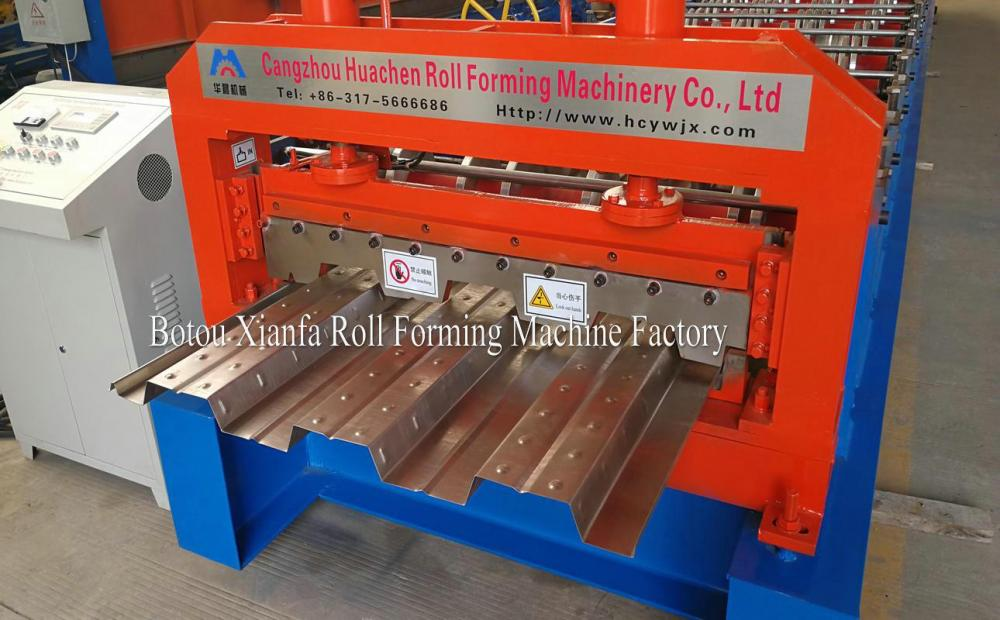 Building Material Floor Deck Forming Machine