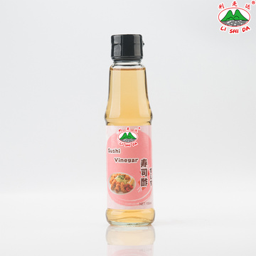Sushi Vinegar 150ml Glass Bottle