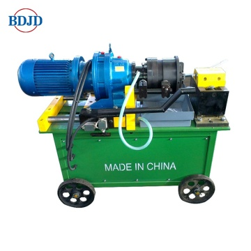 bar splicing machine for screw thread