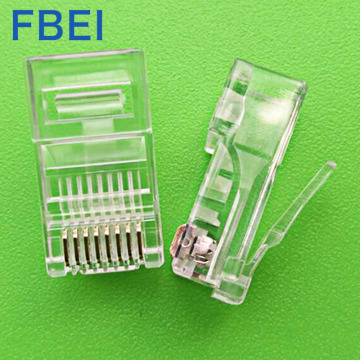 Plugue Modular RJ45 Cat5e