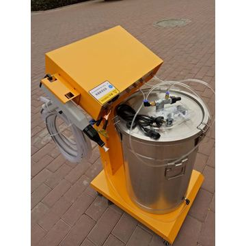 High quality powder spray machine
