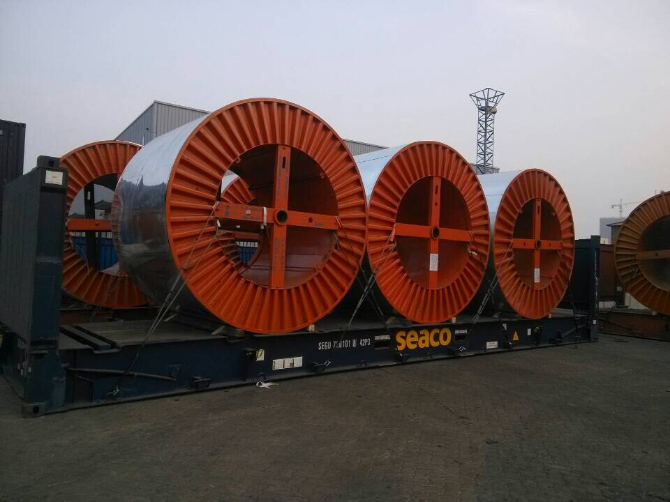110kv cable ready for shipment