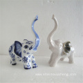Animal shape ceramic home decoration